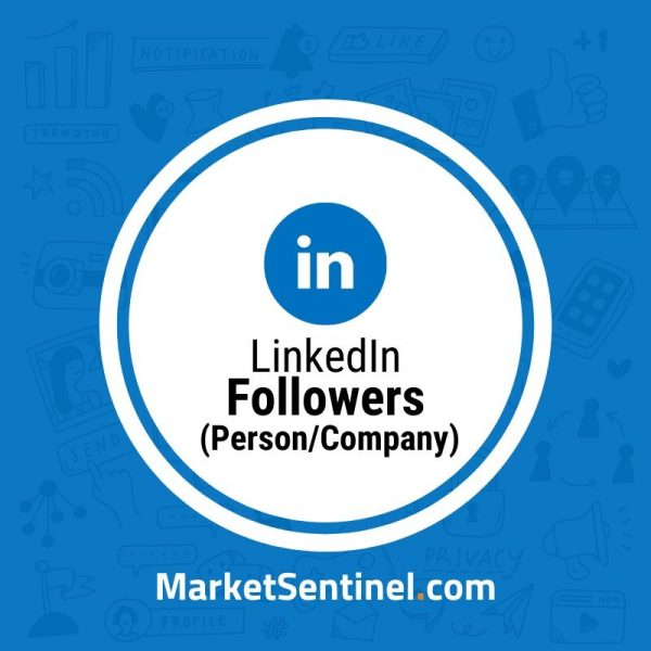 Buy LinkedIn Followers