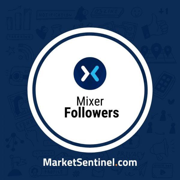 Buy Mixer Followers