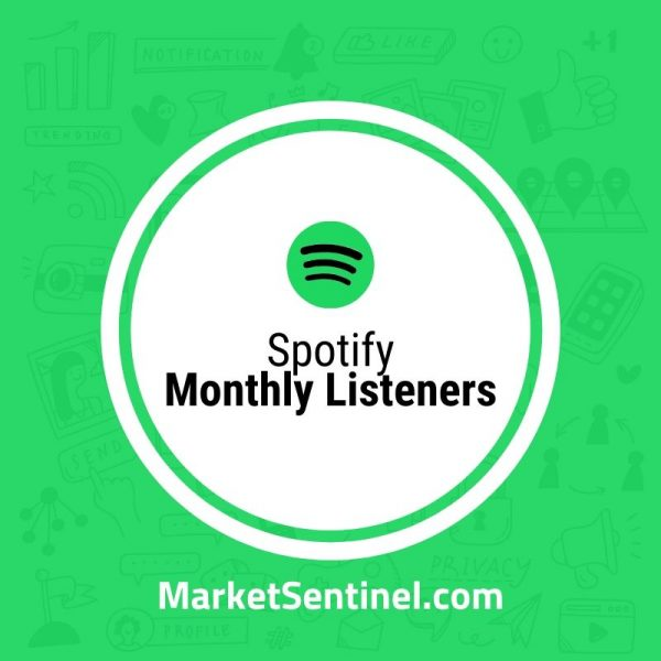 Buy Spotify Monthly Listeners