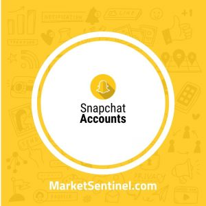Buy Snapchat Accounts
