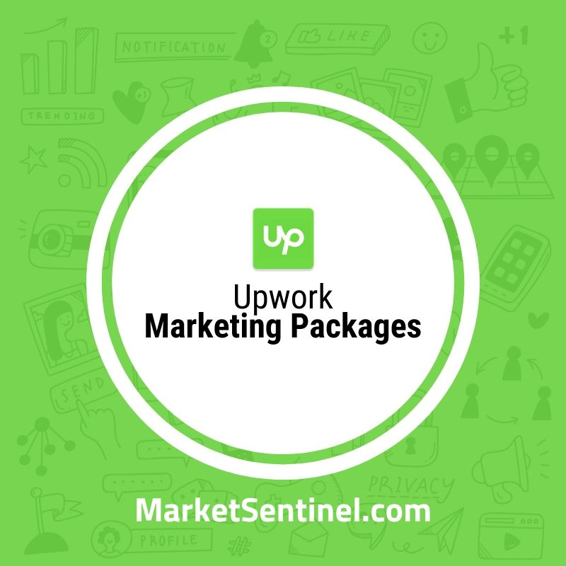 Upwork Marketing Packages
