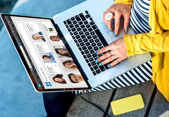 publish content on LinkedIn